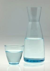duftendes Wasser mit ätherischem Öl